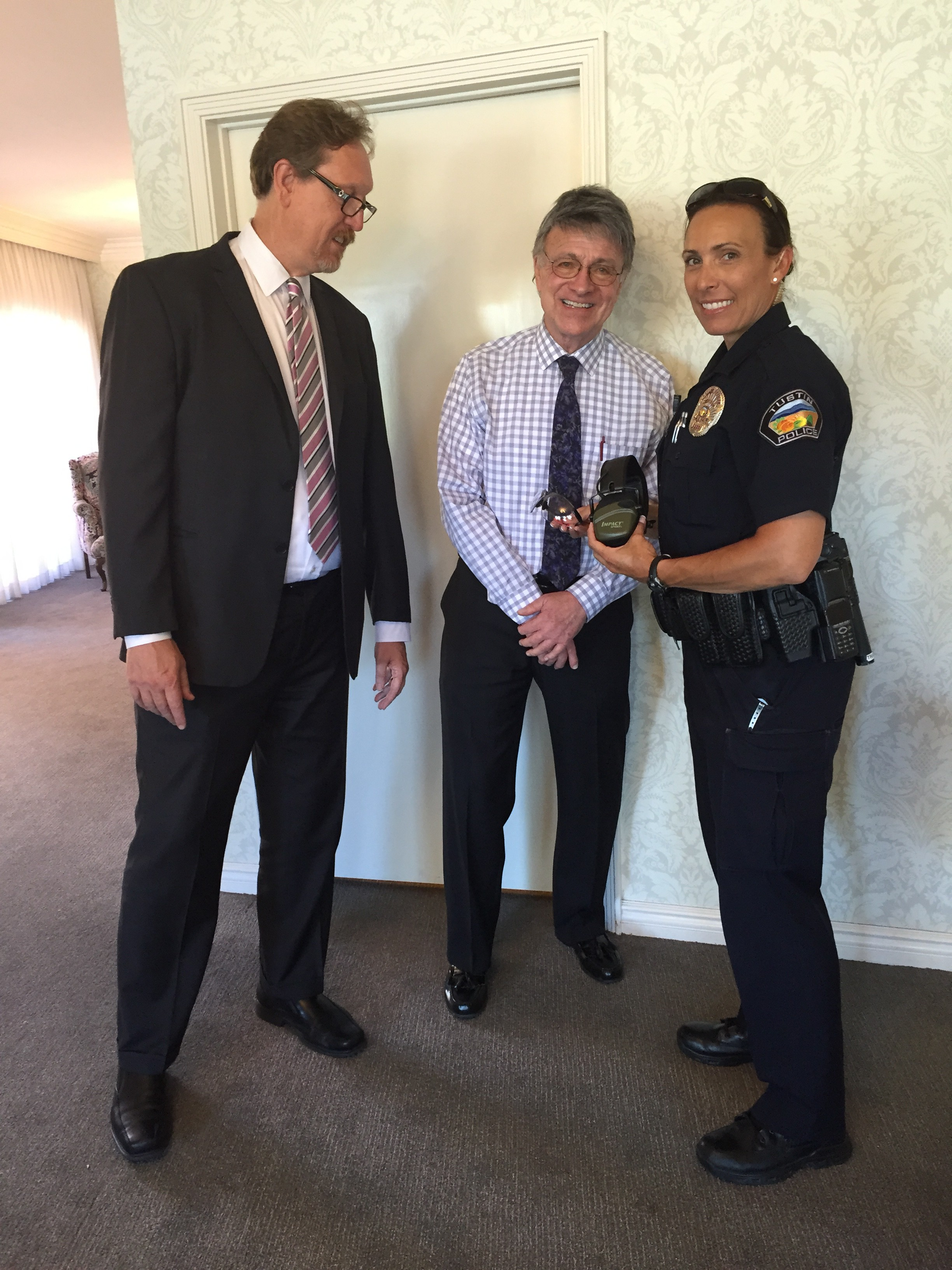 Recent Supporters Tustin Police Foundation